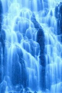 افضل خلفية شلالات المياة المتحركة 3d Waterfall Live