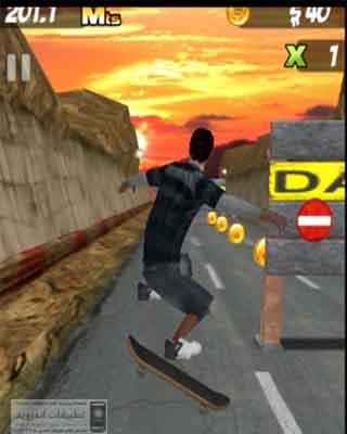 تحميل لعبة لوح التزلج PEPI Skate 3D اندرويد للموبيل مجانا