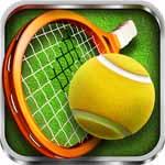 تحميل لعبة تنس Tennis 3D لعبة رياضية للاندرويد مجانا