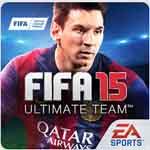 تحميل لعبة كرة القدم فيفا FIFA 15 Ultimate Team للاندرويد مجانا